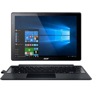 "Acer 12"" Intel Core i3 2.3 GHz 4 GB Ram 128 GB SSD Windows 10 Home - Silver"