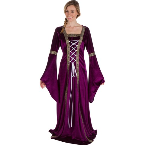 Women's Adult Maid Marion Renaissance Costume by Capital Costumes