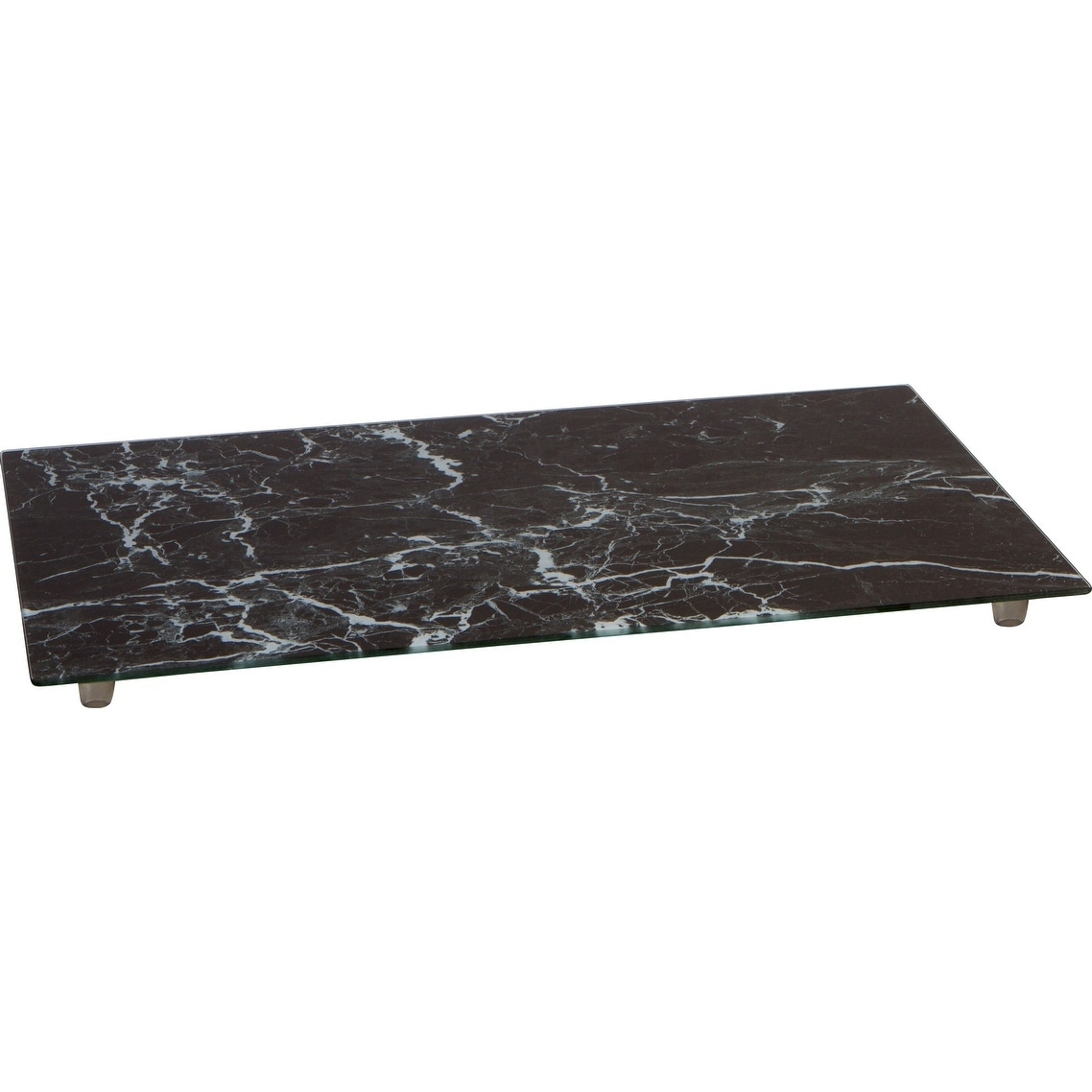 """20"""" Tempered Glass Stove Burner Cover & Cutting Board by ..."""