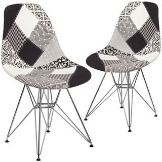 2 Pk. Elon Series Plastic Chair with Chrome Base|https://ak1.ostkcdn.com/images/products/18104681/P24261371.jpg?impolicy=medium