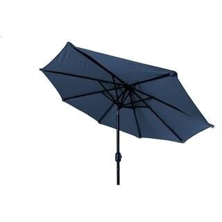 Tilt Crank Patio Umbrella - 10' - by Trademark Innovations