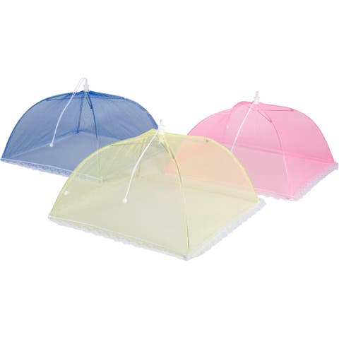 Pop Up Food Covers By Trademark Innovations (Set of 3)