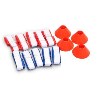 Flag Football Premium Set - For 10 Man Team - By Trademark Innovations