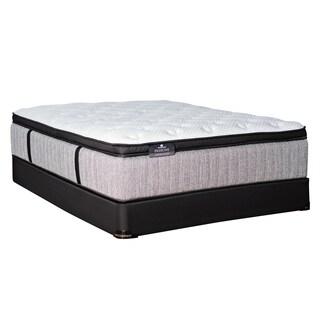 Kingsdown Passions Aspiration 14.75 inch King-size Pillow Top Luxury Mattress Set