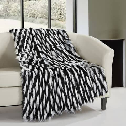 Chic Home Ariella Ultra Plush Micro Mink Throw Blanket