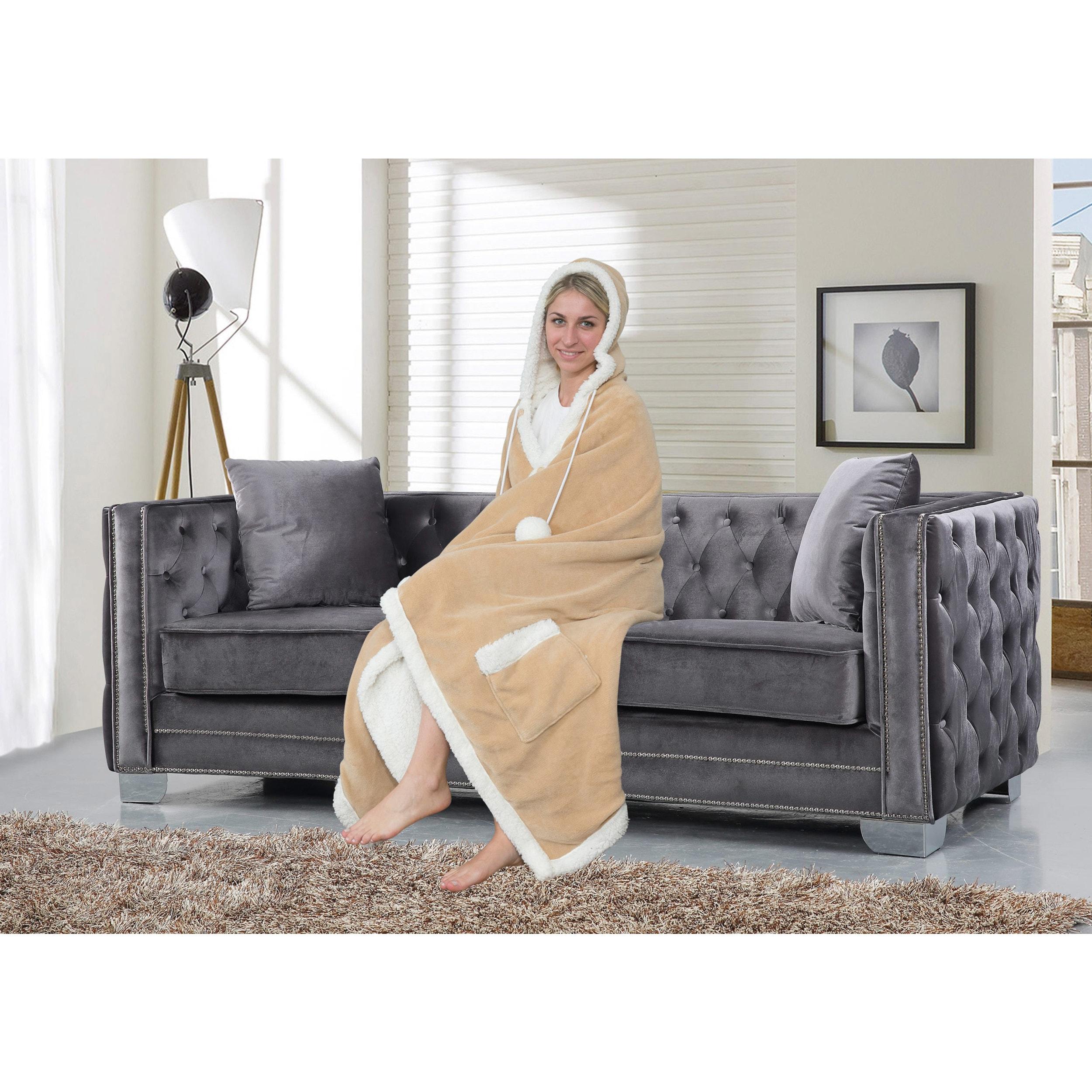 Sofa Snuggle Blanket Mjob Blog