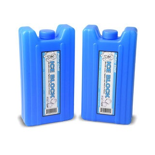 GoPong Sneak Alcohol Anywhere Ice Flask (2 Pack) - Blue