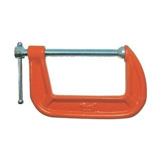 Bessey Steel Adjustable C-Clamp 2-1/2 in. x 2-1/2 in. D