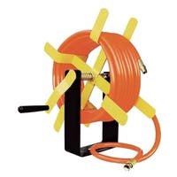 Amflo  Air Hose Reel  3/8 in.  x 50 ft. L