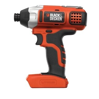 Black+Decker 20 volts 1/4 in. Cordless Compact Impact Driver