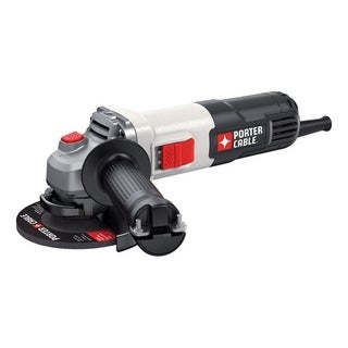 Porter Cable 4-1/2 in. Dia. Small Angle Grinder 6 amps 12,000 rpm