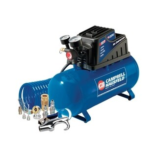 Campbell Hausfeld Horizontal Air Compressor 110 psi 0.3 hp