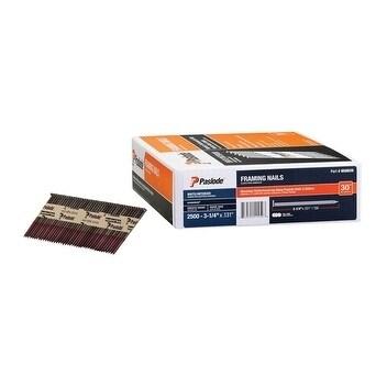 Shop 3-1/4x.131 Framing Nail 650839 - Free Shipping Today ...