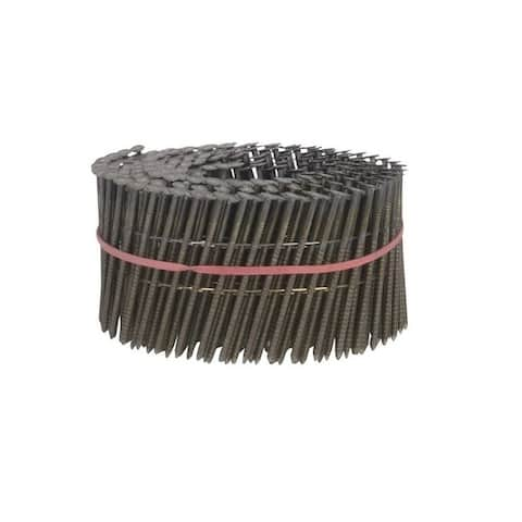 Stanley Bostitch 2-1/2 in. x .099 in. L Coil Framing Nails 3,600 pc.