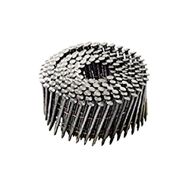 National Nail Pro-Fit 3-1/4 in. L .131 Ga. Electrogalvanized Coil Framing Nails 2500 pk