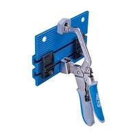 Kreg  Automaxx  Metal  Clamp Vise  3 in.  x 3 in. D 1 pk
