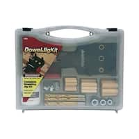 Milescraft  Dowel  For Wood Jig Kit  82 pc.