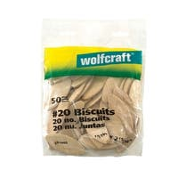 Wolfcraft  For Hardwood Biscuits