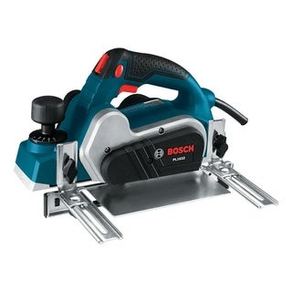 Bosch .0625 in. D x 3.25 in. W Bench Planer 120 volts 6.5 amps