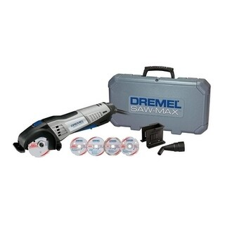 Dremel Saw-Max Corded Handheld Circular Saw Kit 120 volts 6 amps 17,000 rpm