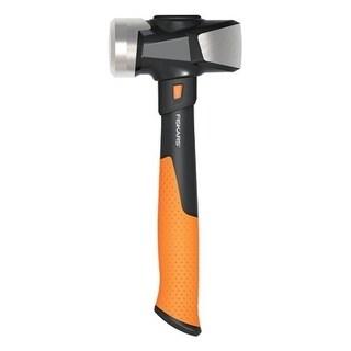 Fiskars IsoCore 3 lb. Forged Steel Club Hammer