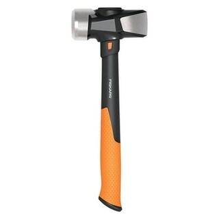 Fiskars IsoCore 4 lb. Forged Steel Club Hammer