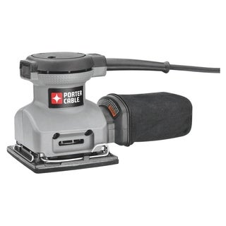 Porter Cable 2 amps Orbital Finish Sander 1/4