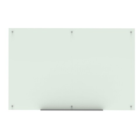 72x48 Magnetic Wall-Mounted Glass Board