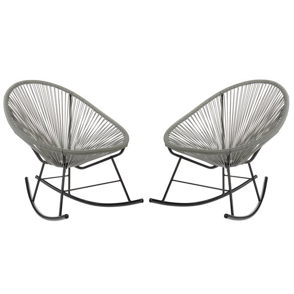 Incroyable Acapulco Rocking Chair, Indoor Or Outdoor, Set Of 2 (China)