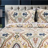 Monte Carlo Quilted Pillow Sham Set (set of 2)