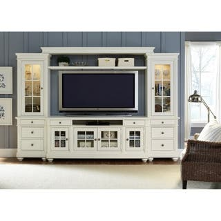 White Tv Stands Amp Entertainment Centers For Less Overstock