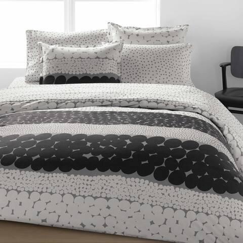 Marimekko Jurmo Grey Comforter