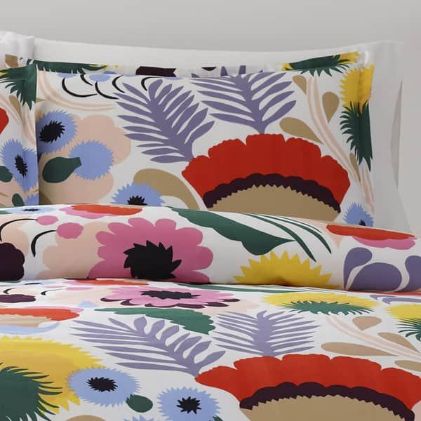 Marimekko Ojakellukka Comforter Set On Sale Overstock 18107053