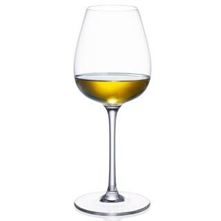 Villeroy & Boch Purismo Fresh Light White Wine Goblets, Set of 4