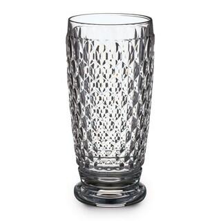 Villeroy & Boch Boston Clear Crystal Highball, Set of 4