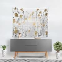 Oliver Gal 'Floral Royal Garden' WallTapestry