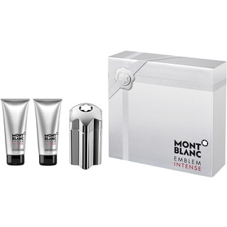Mont Blanc Emblem Intense Men's 3-piece Gift Set
