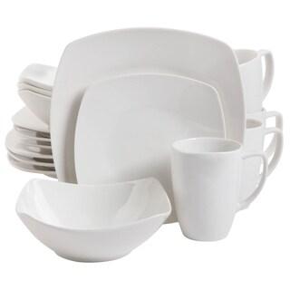 Zen Buffetware 16 piece Square Dinnerware Set