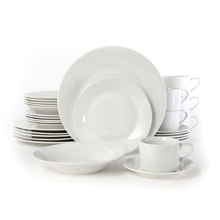 Link to Gibson Rosendal 30 piece Dinnerware Set Similar Items in Dinnerware