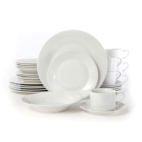 Gibson Rosendal 30 piece Dinnerware Set