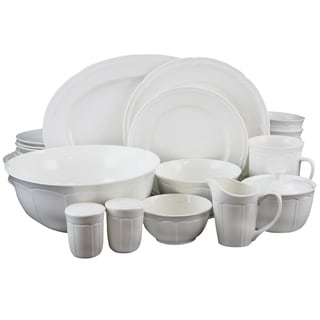 Gibson Paton 37 Piece Dinnerware Set
