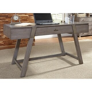 Moss Creek Antique Grey Writing Desk