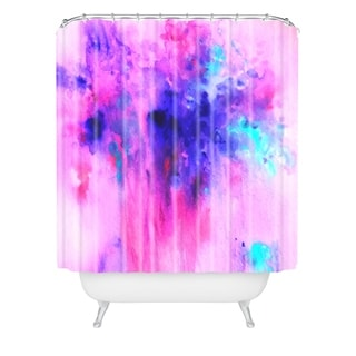 Shaylen Broughton Effervescent Shower Curtain