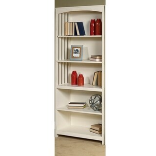 Hampton Bay White Open Bookcase