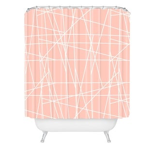 Gabriela Fuente Desert Architecture Shower Curtain