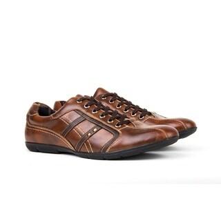 Gino Vitale Men's Jeffrey Sneakers
