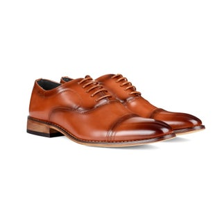 UV Signature Men's Lace Up Cap Toe Oxfords (More options available)