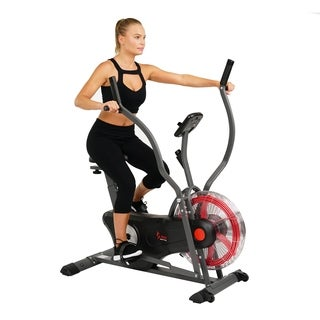 Sunny Health & Fitness Air Bike Trainer - SF-B2640