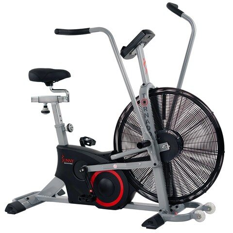 Sunny Health & Fitness Tornado Air Bike, Exercise Fan Bike - SF-B2706