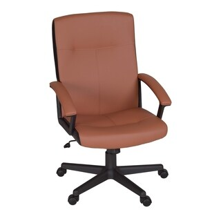 Mesa Swivel Chair- Toffee